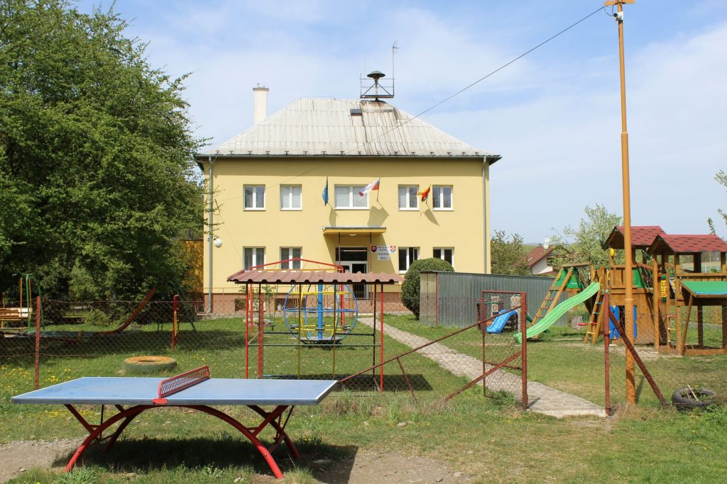 Municipal office in Rudinka