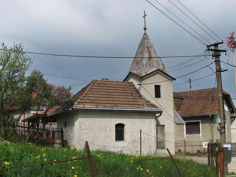 Chapel of Saint John the Baptist and notable people of Rudinka