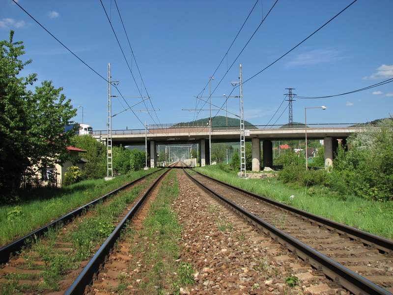Košicko-Bohumínska railway